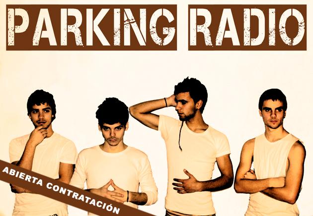 "Parking Radio presenta ""Photomaton"" su primer disco"